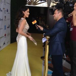 Adriana Fonseca Telemundo Un Nuevo Dia 2015