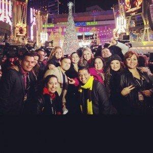 LA Media AT Christmasland December 2014