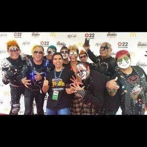 Los Caracoles With Radio Personality Piolin Fiesta Broadway 2014