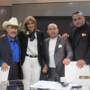 Televisa Promo Philly Brown Mexico City Adela Dinastia River 2013
