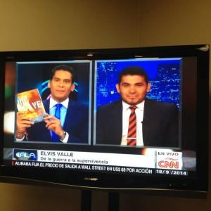 The Big Cave on CNN CALA 2014