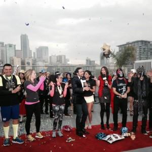 Univision Despierta America New Years Race December 2014