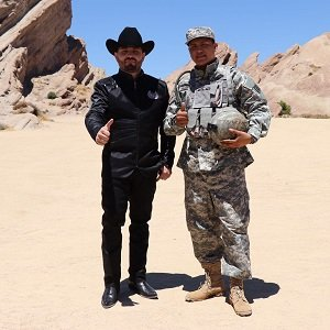 Carlos H y Johnny Ortiz