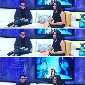 Su nombre era dolores con Gabriel Vasquez en Univision 34